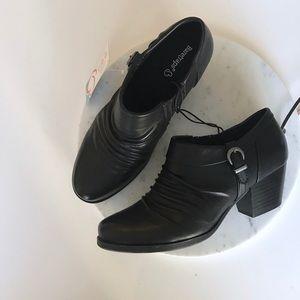BareTraps Rowan Booties Ankle Boots sz 7.5 NWT